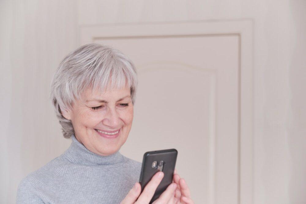 web marketing personnes âgées